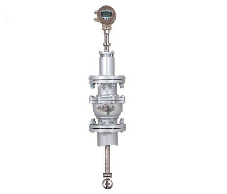 插入式液体涡轮流量计