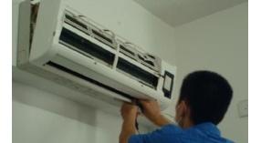 武汉红霞新村空调水冷机组维修故障处理