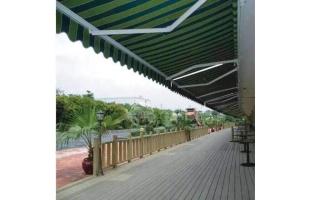 南京推拉蓬雨棚