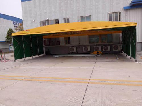 推拉蓬雨棚,推拉蓬雨棚厂,上海推拉蓬雨棚