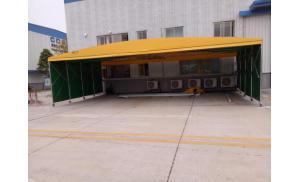 台州推拉蓬雨棚厂专业专注