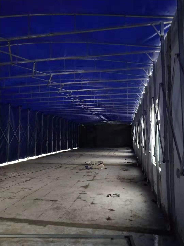 推拉蓬雨棚,推拉蓬雨棚定制,上海推拉蓬雨棚