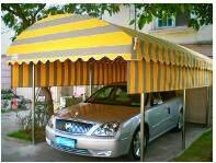 汽车停车篷