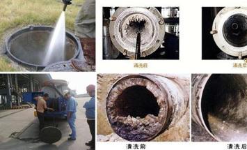 顺义杨镇附近下水道疏通