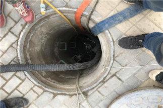 顺义西门专业高压清洗管道