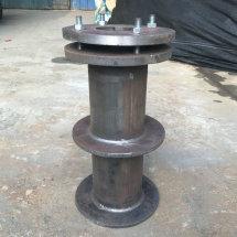 济南钢制柔性防水套管作用
