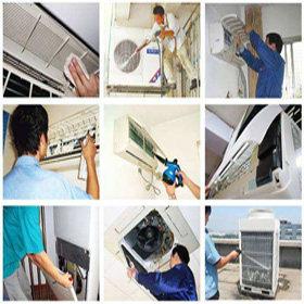 空调维修加氟安装服务,中央空调维修加氟安装