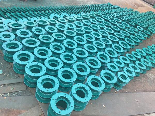 柔性防水套管与刚性防水套管是怎样安装的