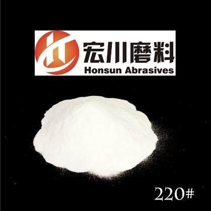 白刚玉粒度砂系列
